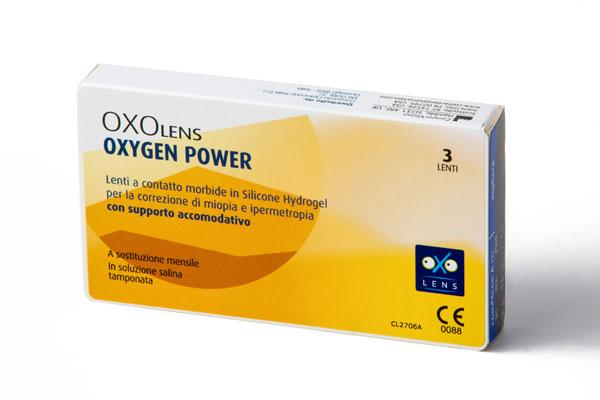 OXO LENS OXYGEN POWER