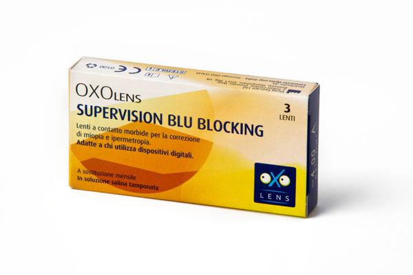 OXO LENS SUPERVISION BLU BLICKING